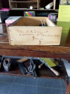 H. A. Smart Desk Drawer
