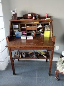 H A Smart Antique Desk